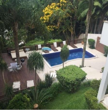 Casa Com 5 Dormitórios À Venda, 568 M² Por R$ 3.290.000,00 - Bosque Das Mansões - São José/sc - Ca0274