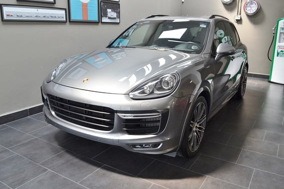 Porsche Cayenne Gts 2016