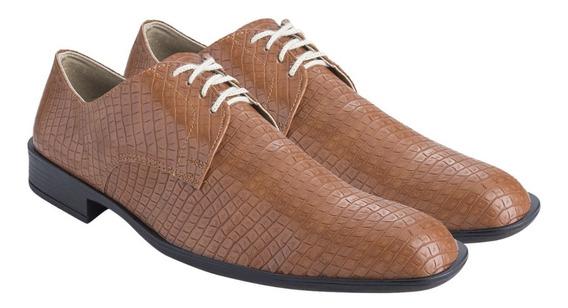 Zapatos Hombre De Vestir Linea Eco Cuero Importados