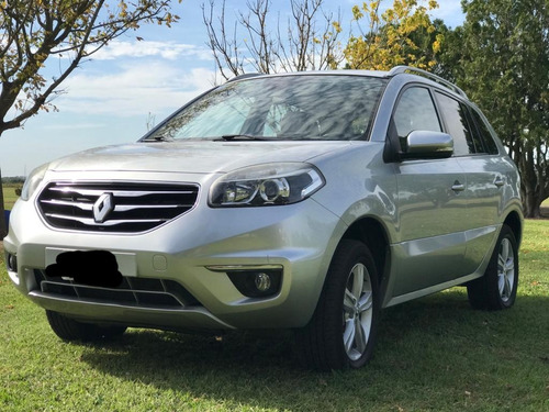 Renault Koleos 2.5 Dynamique 4x4 Mt 2013