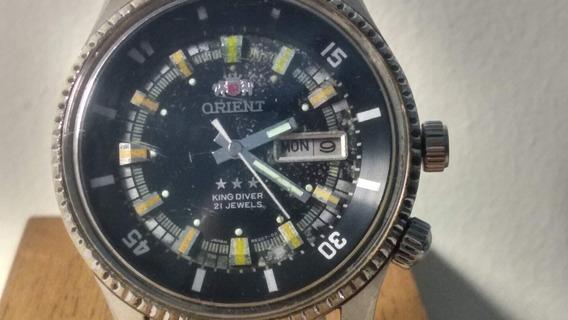 Reloj Orient Automático King Driver 1970