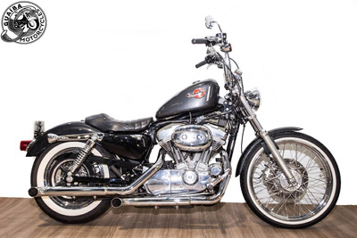 Harley Davidson - Sportster Xl 883 Customizada Carburada