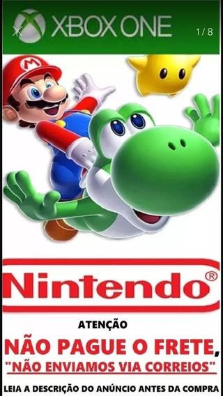 Emulador Super Nintendo Xbox One + De 900 Jogos