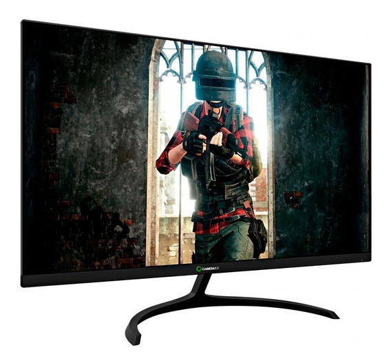 Monitor Gamemax 27 Plano 2.5k 144hz 1ms Preto Gmx27f144q