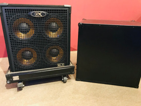 Gallien Krueger Caixa 410glx Bass + Hardcase
