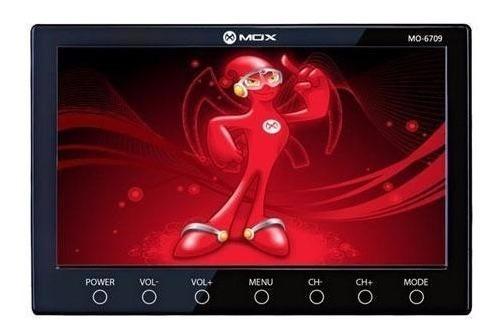 Tela Dvd Automotivo Mox Mo 6709 9.0
