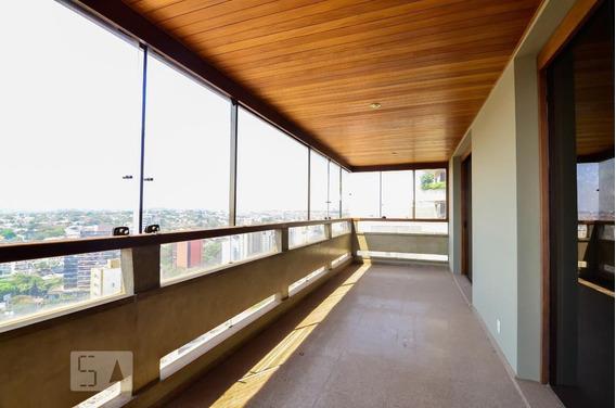 Apartamento No 1º Andar Com 4 Dormitórios E 6 Garagens - Id: 892962743 - 262743
