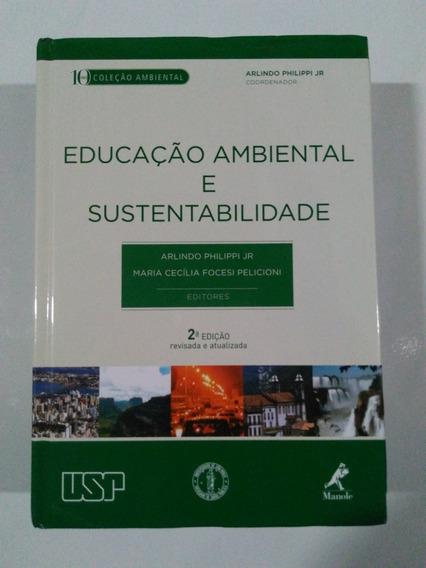 Educação Ambiental E Sustentabilidade - 2ªed.