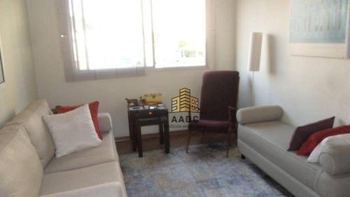 Imagem 1 de 20 de Apartamento Com 2 Dormitórios À Venda, 66 M² Por R$ 500.000,00 - Vila Clementino - São Paulo/sp - Ap1376