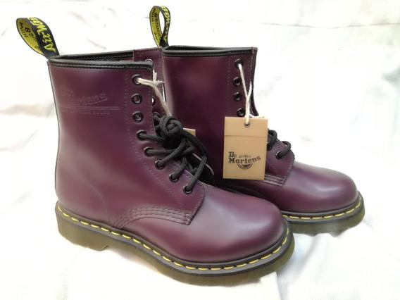 Dr. Martens Botas 1460 Purple Morado Dama