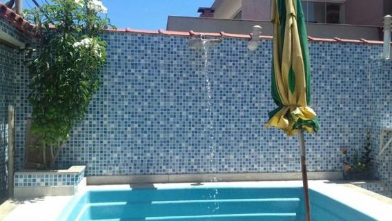 Casa Temporada 4 Quartos Praia Grande ,piscina E Churrasquei