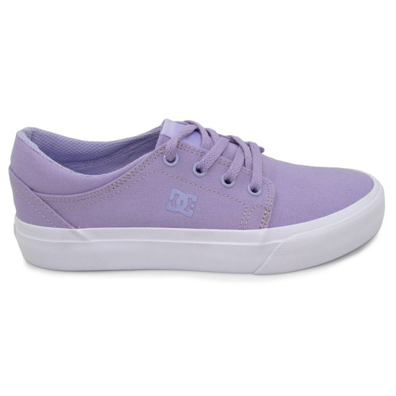 Tenis Dc Shoes Youth Trase Tx Adgs300061 537 Lilac