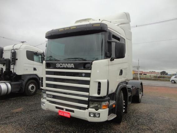 Scania R114 360 4x2