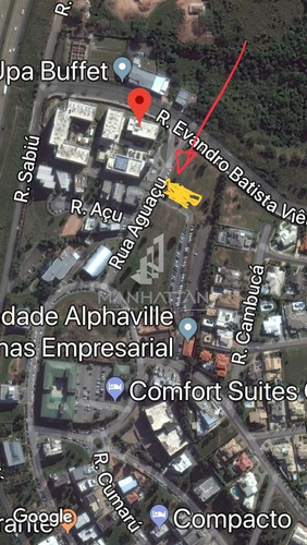 Terreno À Venda Em Loteamento Alphaville Campinas - Te005510