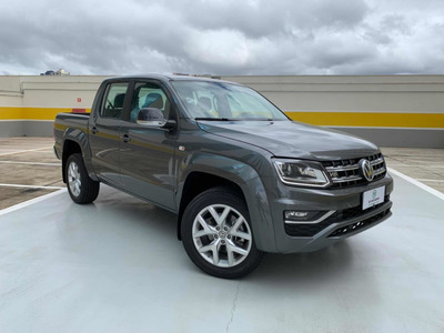 Amarok 3.0 V6 Highline Diesel 2020 300 Kms Blindado 3-a Rar