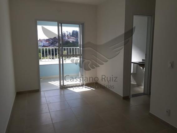Apartamento No Jardim Leocádia - Residencial Orquídeas - 02 Dormitórios Com Suíte - Sala 2 Ambientes - Varanda Gourmet - 01 Vaga - Lazer Completo - Ap00404 - 68227520