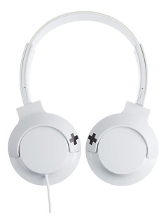 Auriculares Philips BASS+ SHL3075 blanco