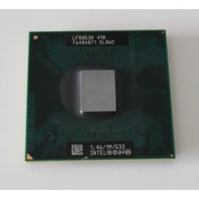 Processador Notebook Intel Celeron M410 1.46ghz/1m/533