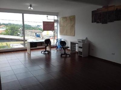 Sala Para Alugar, 70 M² - Jardim Stella - Santo André/sp - Sa0059