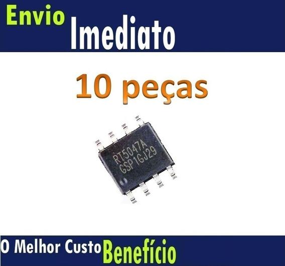10 Unidades Ci Smd Rt5047a Rt5047 Sop8 150mil Regulador - Cod 102