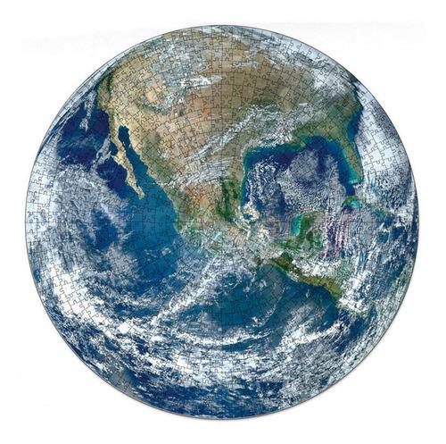 Imagen 1 de 3 de Rompecabezas Planeta Tierra, 1000 Piezas