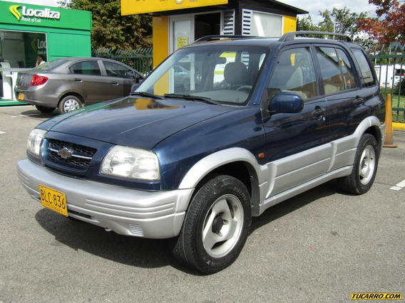 Chevrolet Grand Vitara Mt 2000cc Aa 4x4