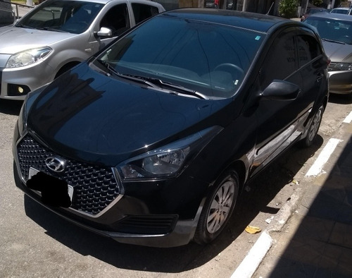 Imagem 1 de 8 de Hyundai Hb20 2019 1.0 Unique Flex 5p
