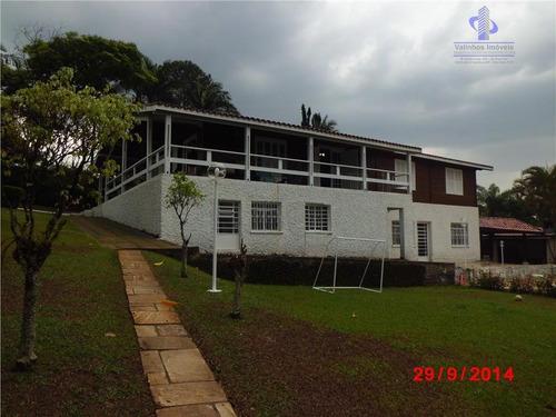 Chácara Residencial À Venda, Vale Verde, Valinhos. - Ch0098