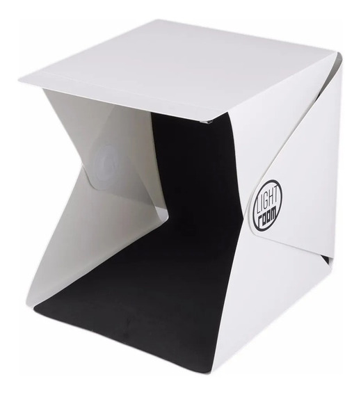 Caixa Luz Difusora Light Box Estúdio Fotografico 22.6x23x24