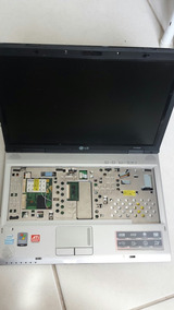 Notebook Lg R40 ( R405 A ) Carcaça