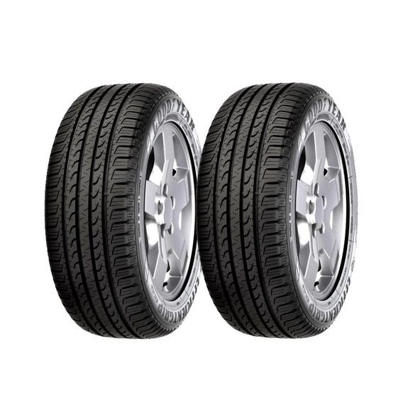 Kit 2 Goodyear Efficientgrip Suv 215/55 R18 99v Cuotas