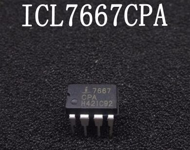 Icl 7667 Mosfet Driver (pwm) Icl7667