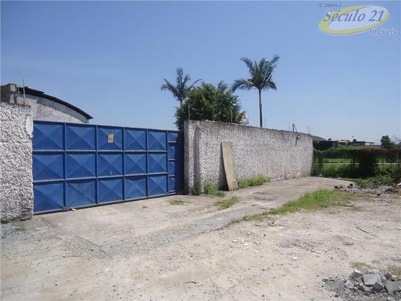 Oportunidade! - Terreno Em São Vicente - Área Industrial - Te0012