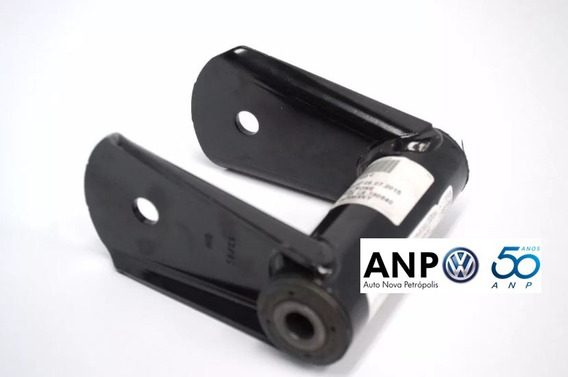 Jumelo Suspensão Traseira Amarok Original Volkswagen
