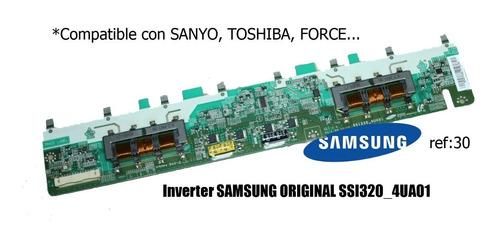 Tarjeta Inverter Ssi320-4ua01 R 0.4 Original Samsung