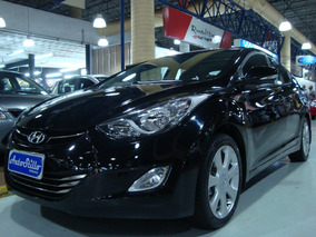 Hyundai Elantra Gls 2013 Automático (completo + Teto Solar)