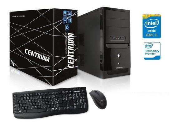 Fastline 6100 Intel Core I3-6100 3.7ghz 4gb 500gb