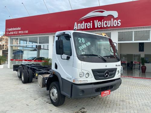 Mercedes-benz Accelo 1316 Nova Sem Uso Truckada 2020