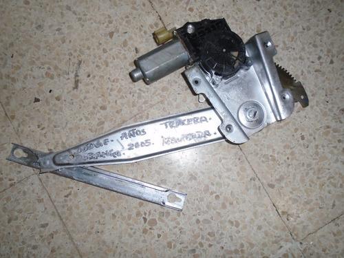 Vendo Regulador De Ventana Trasero Izquierdo  Dodge Durango