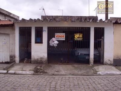Casa Residencial À Venda, Vila Nova Urupês, Suzano. - Ca0185