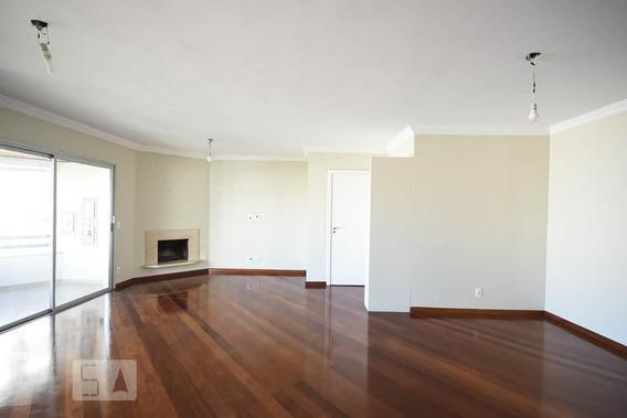 Apartamento No 9º Andar Com 4 Dormitórios E 3 Garagens - Id: 892944584 - 244584