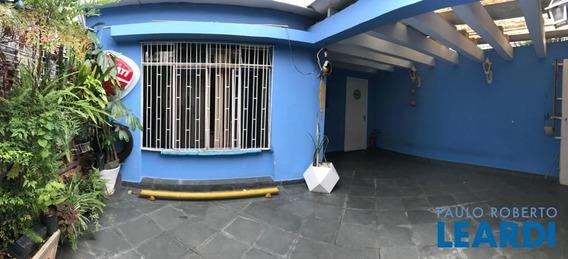 Casa Assobradada - Moema Índios - Sp - 584854