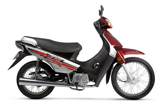 Blitz 110 V8 Rojo - Full Motos