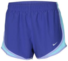 Short Nike Dri Fit Azul Roxo Running - 831558 512