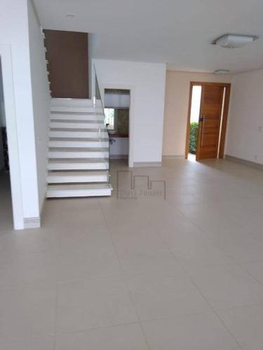 Casa, 460 M² - Venda Por R$ 2.800.000,00 Ou Aluguel Por R$ 13.000,00 - Condomínio Sunset Village - Sorocaba/sp - Ca1058