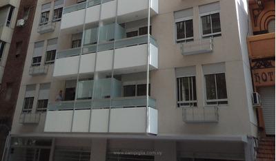 Apartamento En Venta Torre Cassinoni Tres Cruces 2 Dorm