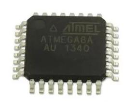 10x Atmega8a-au - Microcontrolador Smd