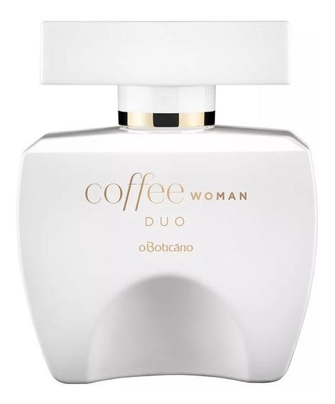 Perfume Coffee Woman Duo O Boticário