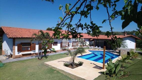 Casa Residencial Para Locação, Fazenda Vila Real De Itu, Itu. - Ca5013