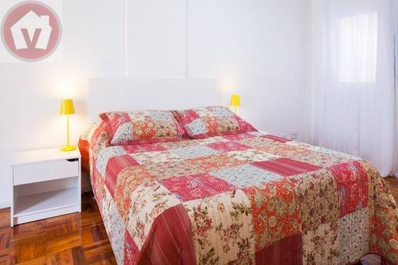 Apartamento Para Alugar No Bairro Vila Buarque Em São Paulo - 533-2